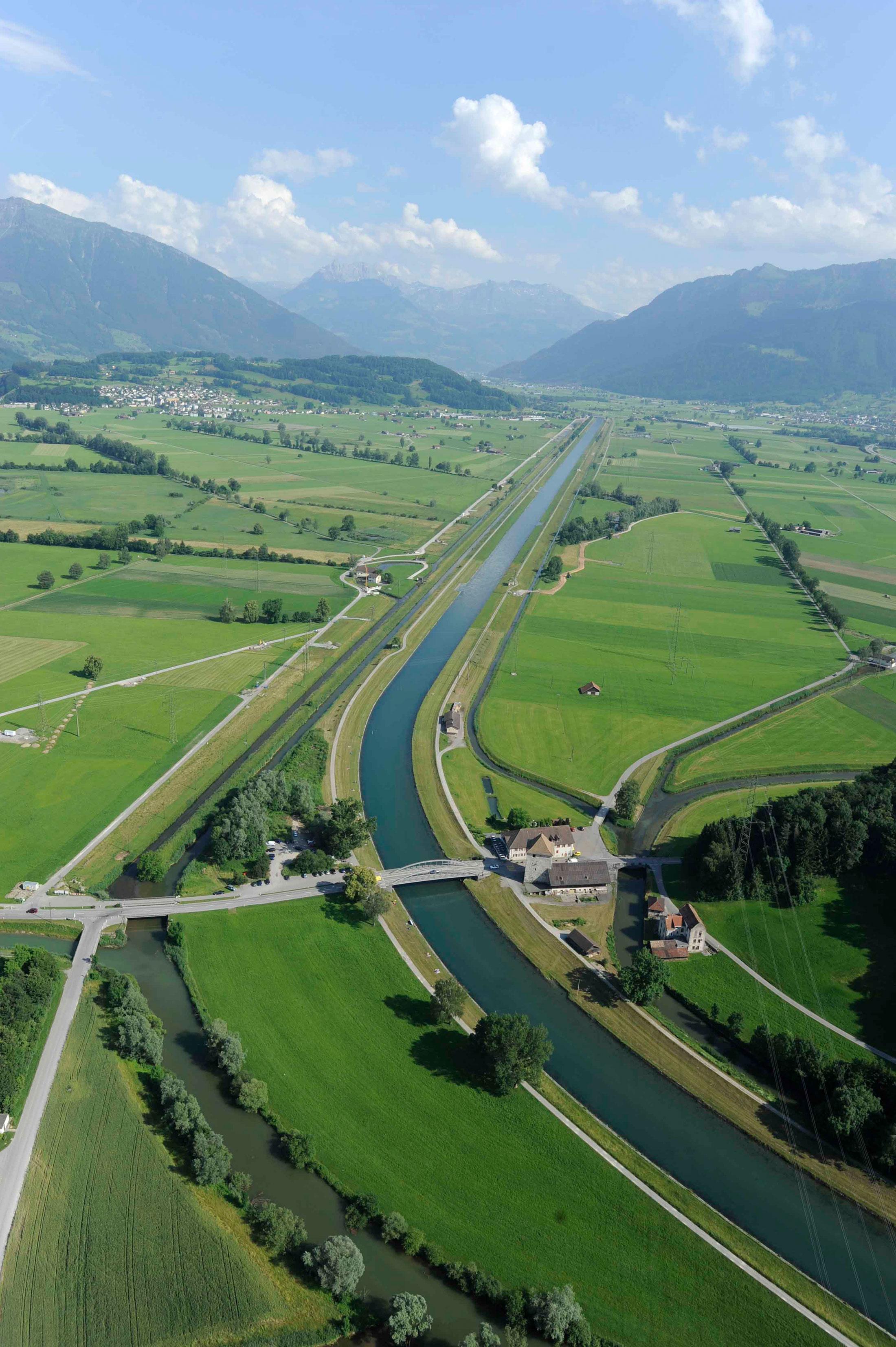 Luftbilder Sommer 2009