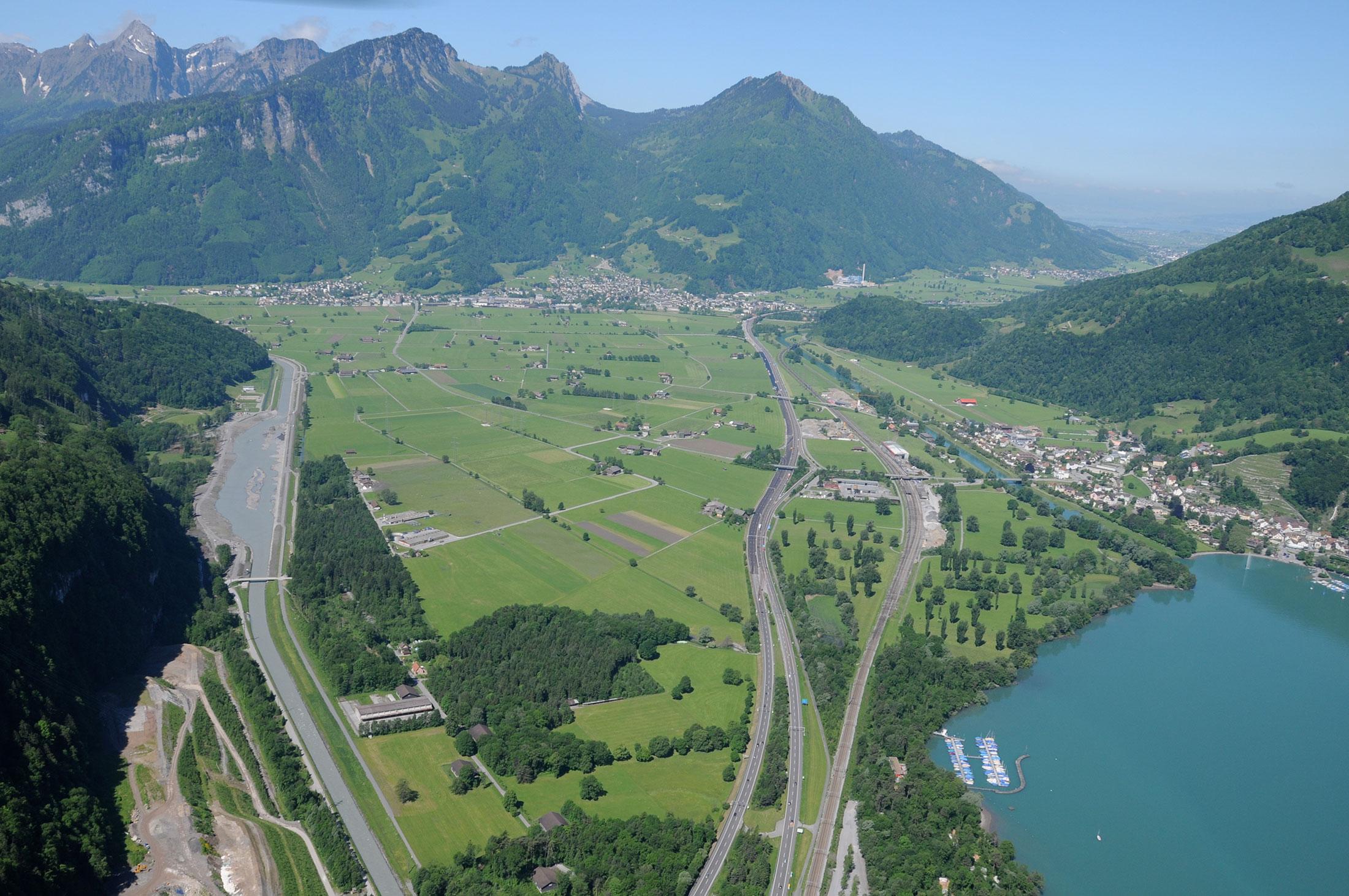 Luftbilder 2010