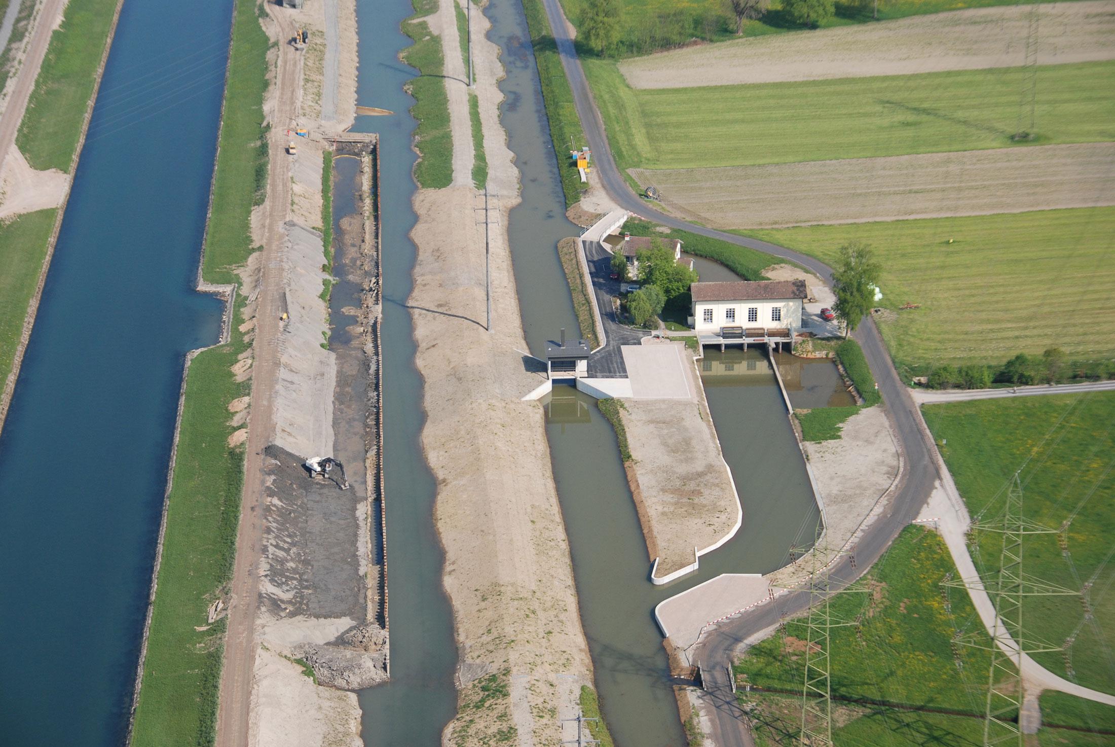 Luftbilder Frühling 2011