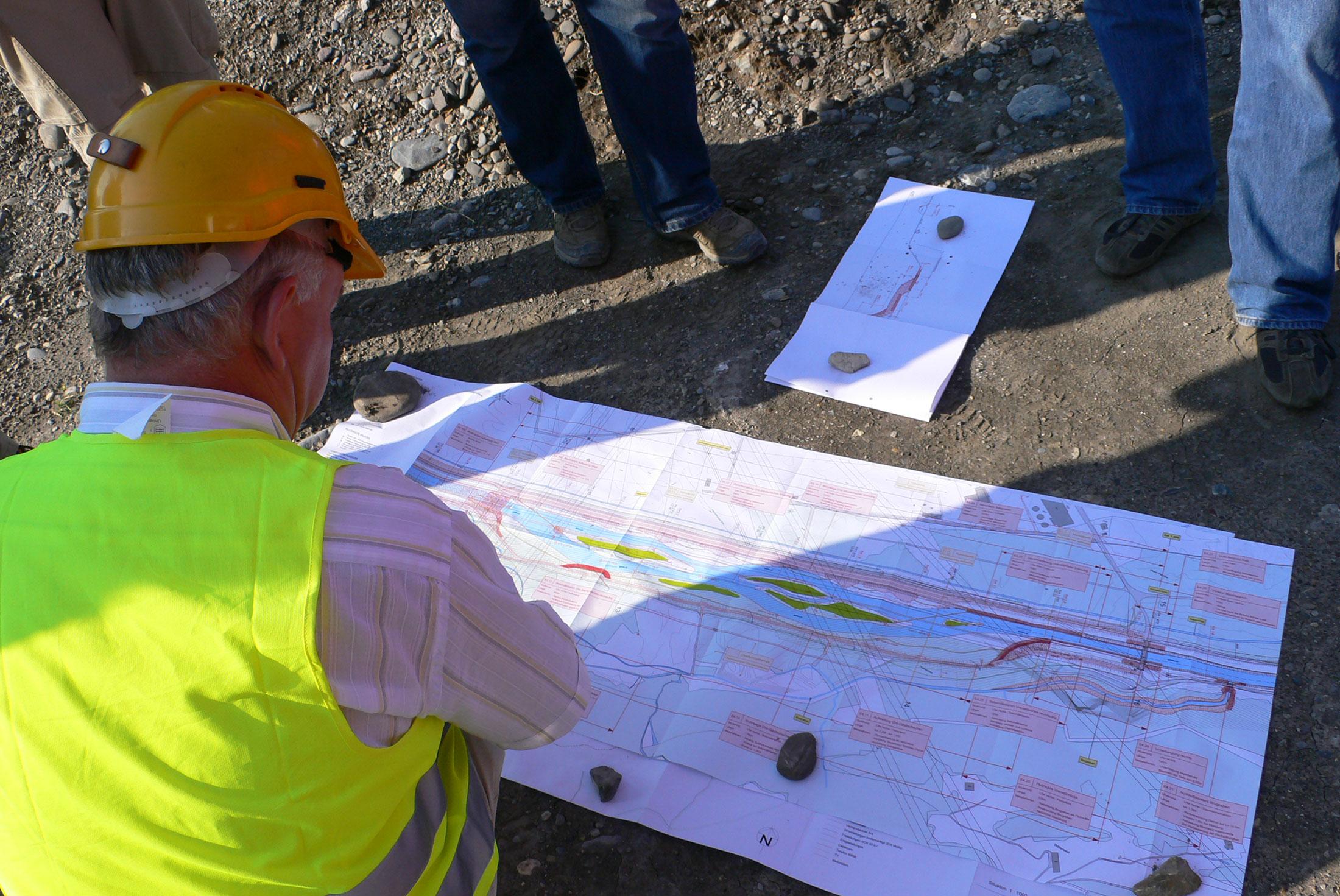 Projekt- und Oberbauleitung