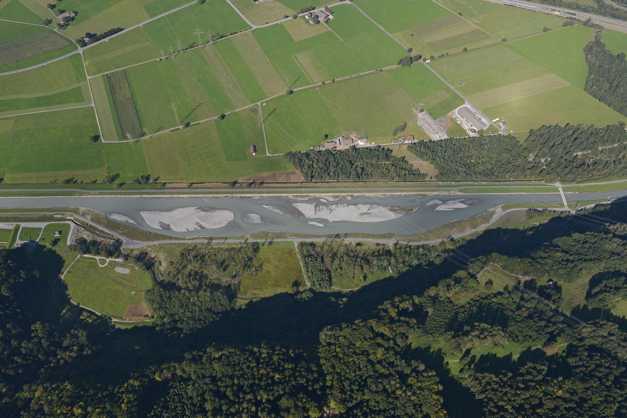 Luftbilder Herbst 2012