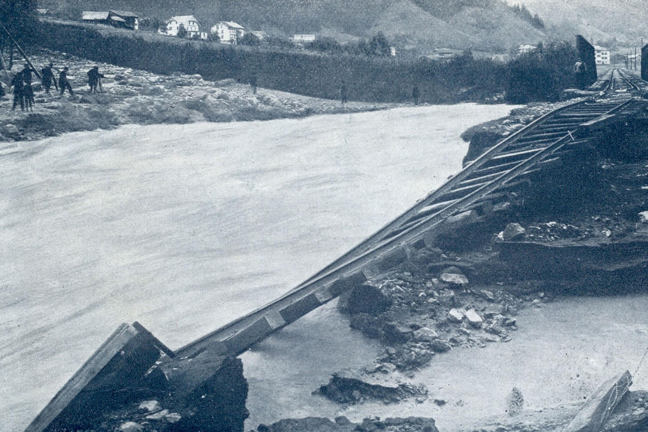 Hochwasser 1910
